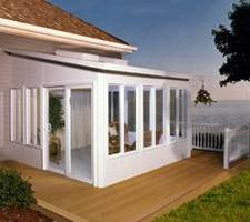 3 Season DreamspacE® 300 Patio Enclosures And Sunrooms