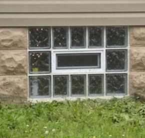 Varco Windows Amp Doors Glass Block Windows